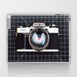 Minolta Japan Laptop & iPad Skin
