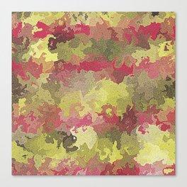 fiery marble 011 Canvas Print