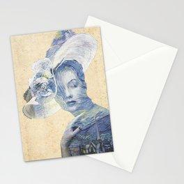 Vintage Van Gogh Stationery Cards