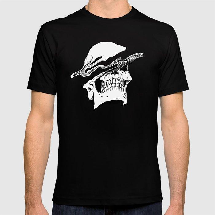 Skull (Liquify) T-Shirt