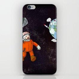 Forgive us Yuri Gagarin iPhone Skin