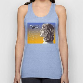 Electric Light Orchestra - Calling America Unisex Tank Top