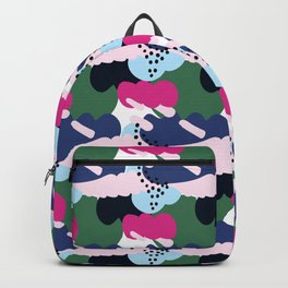 Up In The Clouds - Pinks Backpack
