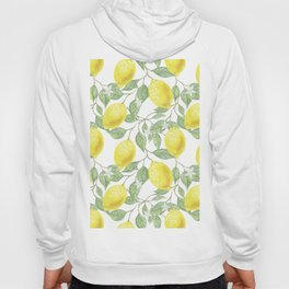 Lemon Tree Pattern Hoody