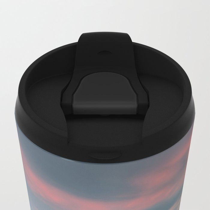 sea nature beach 4 Metal Travel Mug