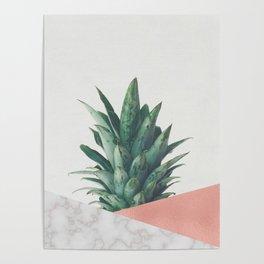 Pineapple Dip VI Poster