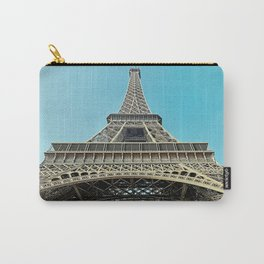 Eiffel Tower in Paris Carry-All Pouch