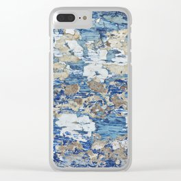 Islands of Ugly Clear iPhone Case