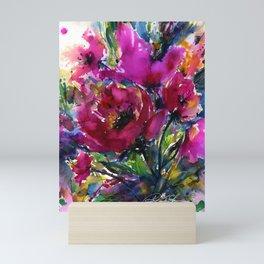 Jubilation by Kathy Morton Stanion Mini Art Print
