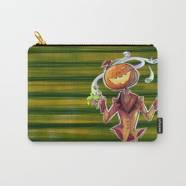 Party Pumpkin Carry-All Pouch