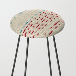 Yarns - Between the lines Counter Stool