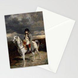Napoleon Bonaparte On Horseback Stationery Cards