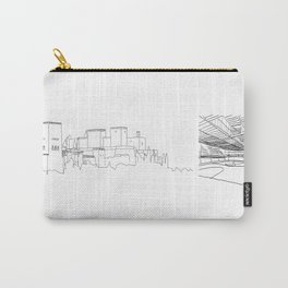 Granada-Madrid Carry-All Pouch