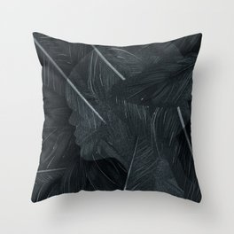 Ornithology-B Throw Pillow