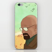 gta iPhone & iPod Skins featuring GTA Walter White by dbarroso