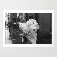 Sixth Avenue, New York City Art Print