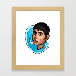 Kehlani Framed Art Print