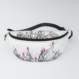 Red Birds Fanny Pack