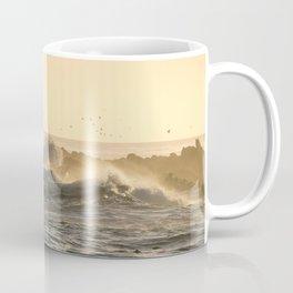 Waves at Dyer Island Coffee Mug