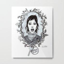 Wendy Torrance 237 Metal Print