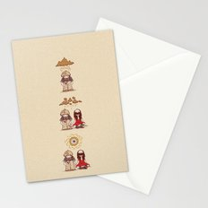 You Make It Go Away Stationery Cards