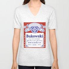 bukowski Unisex V-Neck