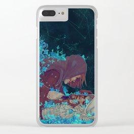 Leliana/Warden Clear iPhone Case