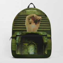 The druidesse rests Backpack