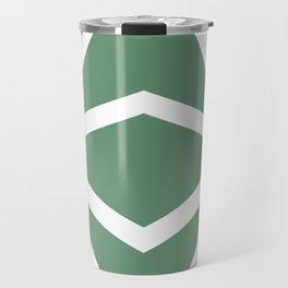 Ethereum Classic (ETC) Logo Travel Mug