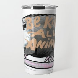 Awesome Possum  Travel Mug