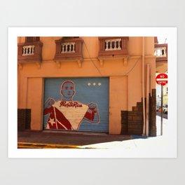 loco Art Print