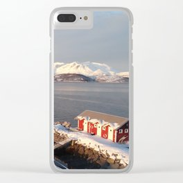 Beautiful Norway Clear iPhone Case