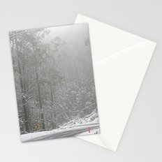 Down the Summit Stationery Cards