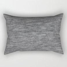 Athletic Grey Rectangular Pillow