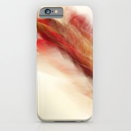 Floral Abstract II- JUSTART © iPhone Case