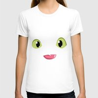 how to train your dragon T-shirts featuring How to train your dragon Toothless tongue by Komrod
