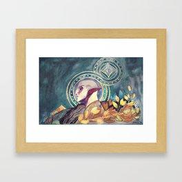 Solas Framed Art Print