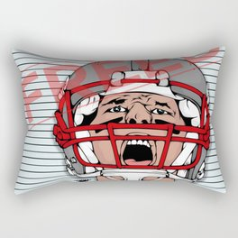 Deflategate Rectangular Pillow