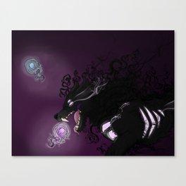 Soul Sucker Canvas Print