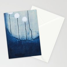 dandelions on the moon Stationery Cards