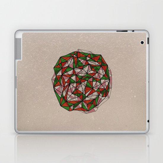 - red orange green - Laptop & iPad Skin