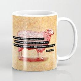 Like Sheep Coffee Mug