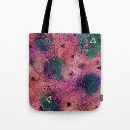 geometricz Tote Bag