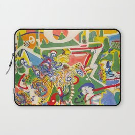 Who Does Your Love Serve? Laptop Sleeve