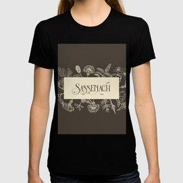 Sassenach in Sepia T-shirt