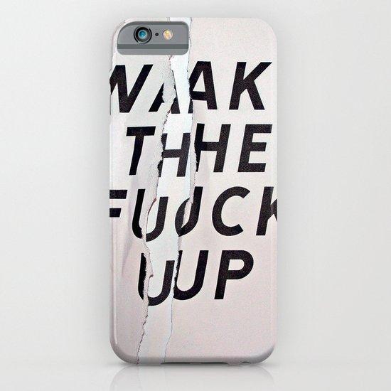 WTFU iPhone & iPod Case