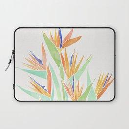 Birds of Paradise ~ tropical bouquet Laptop Sleeve