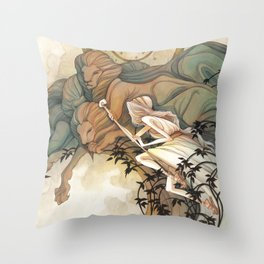 Circe Throw Pillow