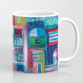 Mosaic City Coffee Mug