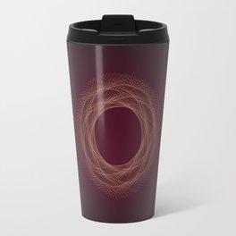 Math Is Beautiful 01 Travel Mug